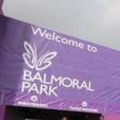 Pair attacked by group at Balmoral Show car park