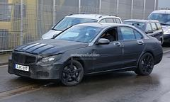 Spyshots: Mercedes-Benz C55 AMG Preparing to Replace C63 AMG