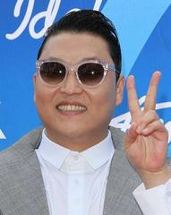 Psy hits out at Cannes imposter