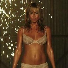 Find Out Why Jennifer Aniston Stripped Down to Only Her Underwear