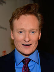ok! wake up call: conan o'brien comments on taylor swift's music, jessica chastain wears colorful spanx, and more!