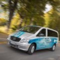 Mercedes-Benz unplugs electric van project