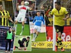 champions league final 2013: robert lewandowski out to stop rivals