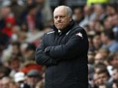 Fulham boss Martin Jol being is lined up as general manager at Hamburg