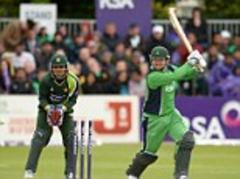 Ireland draw exciting opener with Pakistan as Paul Stirling hits a quick-fire century