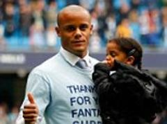 Monaco target Vincent Kompany from Manchester City in £26m deal
