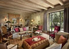 house of the day: ellen degeneres and portia de rossi bought a stunning california mansion for $26.5 million