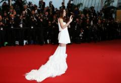 the most scandalous gowns on the cannes red carpet