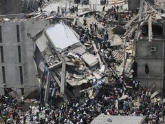 There Were Huge Construction Flaws In The Bangladesh Factory That Collapsed