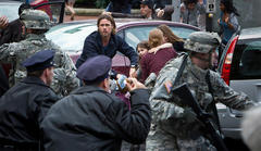brad pitt's 'world war z' debuts new images and poster