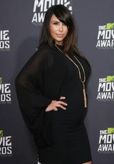 Kim Kardashian Struggles to Accept Her Pregnant Body: 'How the F**k Did I Look Like This'
