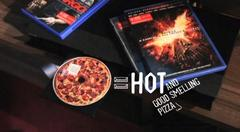 Domino's Pizza Brazil creates DVDs that smell like pizza