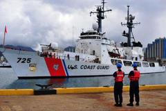 Bangladesh Navy to Receive Alameda's Coast Guard Cutter Jarvis