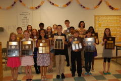 Ashburn Ruritans Recognize 'Outstanding Students Citizens'