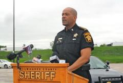 Sheriff David Clarke Puts Holiday Drivers on Alert