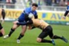 shoulder injury forces bath rugby centre dan hipkiss into shock retirement