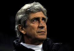Man City target Pellegrini confirms Malaga exit
