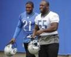 Lions newest RB Reggie Bush ready to work, 'win championships'