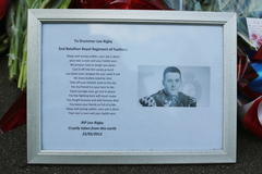 Drummer Lee Rigby Identified as Victim in Woolwich Attack